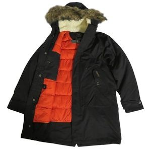 ABERCROMBIE & FITCH Mens M-51 Down-filled Parka